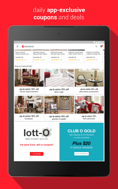 Overstock – Home Decor, Furniture Shopping 2018.12.2 Screen 8