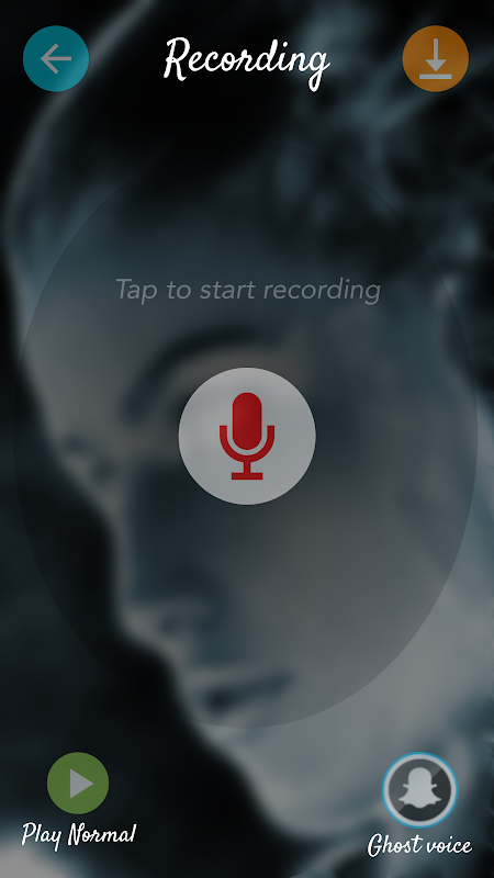 Ghost Voice 1.0 Screen 1