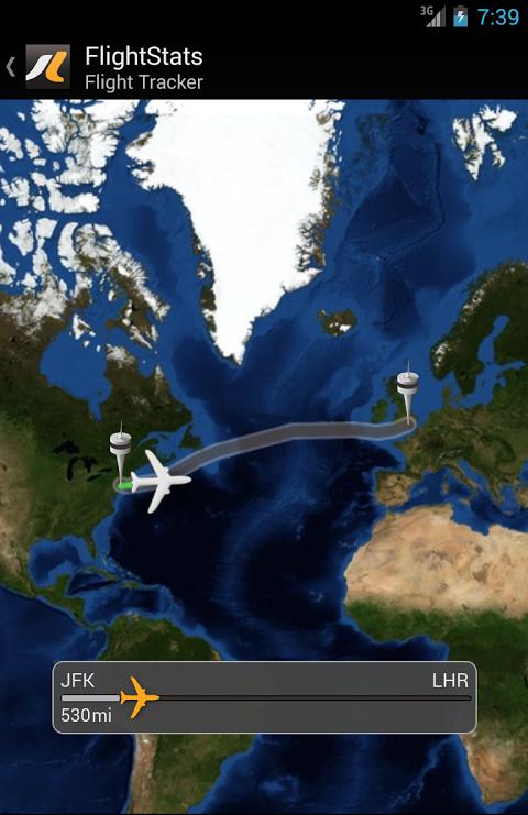FlightStats 2.0.5 Screen 4