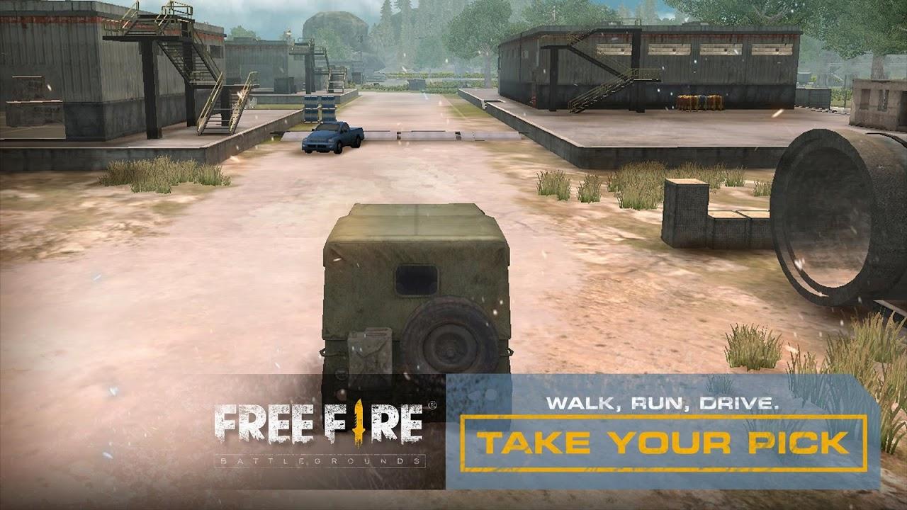 Free Fire - Battlegrounds 1.6.6 Screen 9