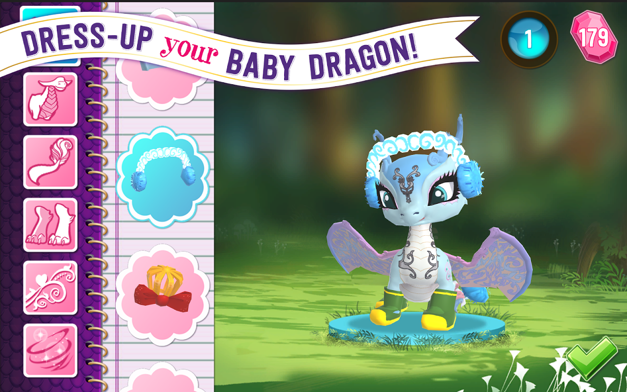 Android Ever After High™: Baby Dragons Screen 6