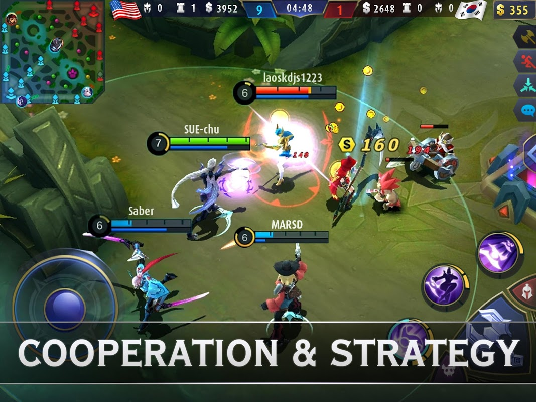 Mobile Legends: Bang bang 1.3.37.349.2 Screen 6