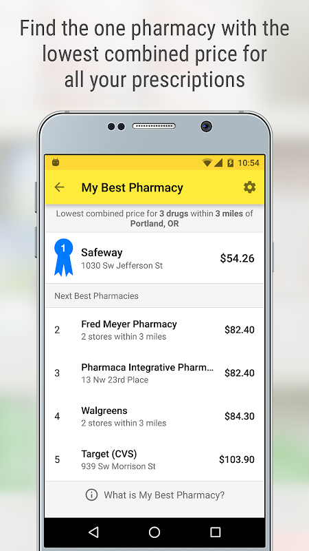 GoodRx Drug Prices and Coupons 5.7.8 Screen 4