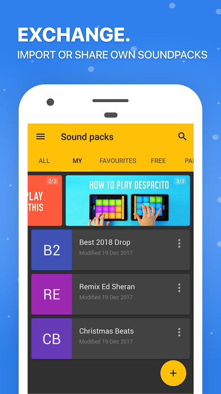 Drum Pads 24 - Music Maker 3.3.0 Screen 3