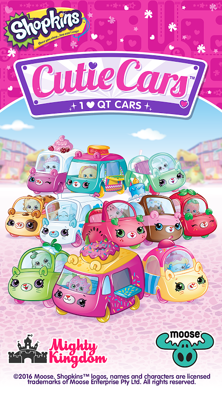 Android Shopkins: Cutie Cars Screen 3