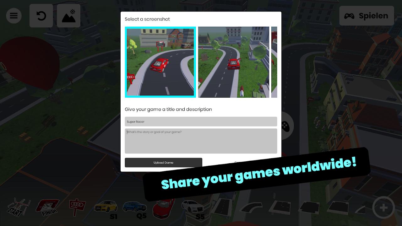 Struckd - 3D Game Creator 1.11.0 Screen 2