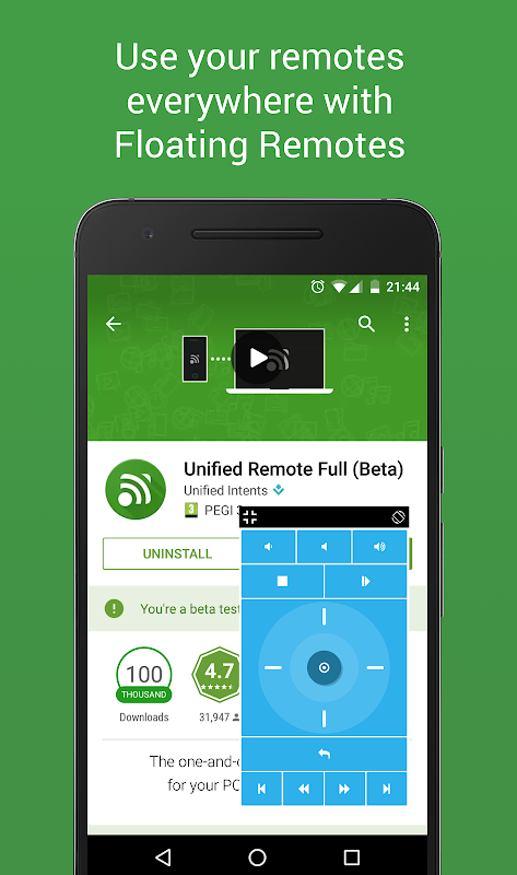 Unified Remote Full 3.11.0 Screen 6