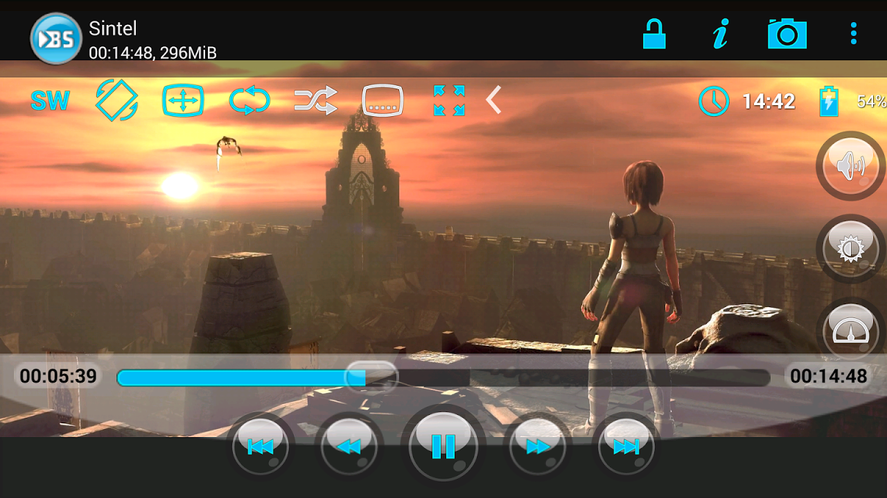 Android BSPlayer Screen 18