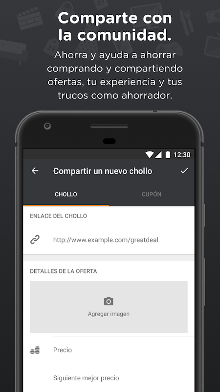 Chollometro – Chollos, ofertas y juegos gratis 5.7.07 Screen 4