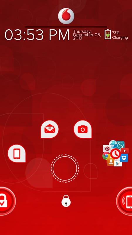Vodafone Start 1.1 Screen 3