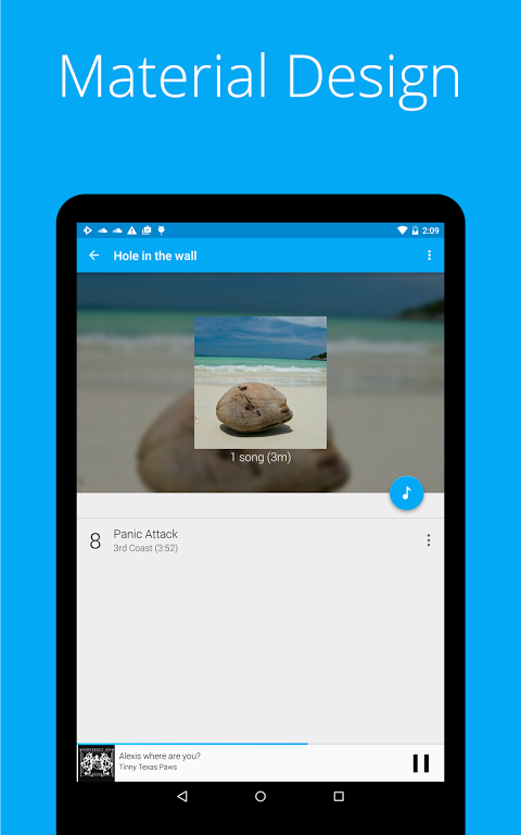 Android Rocket Player Premium Audio Screen 18