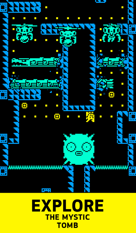 Tomb of the Mask 1.2.27 Screen 12