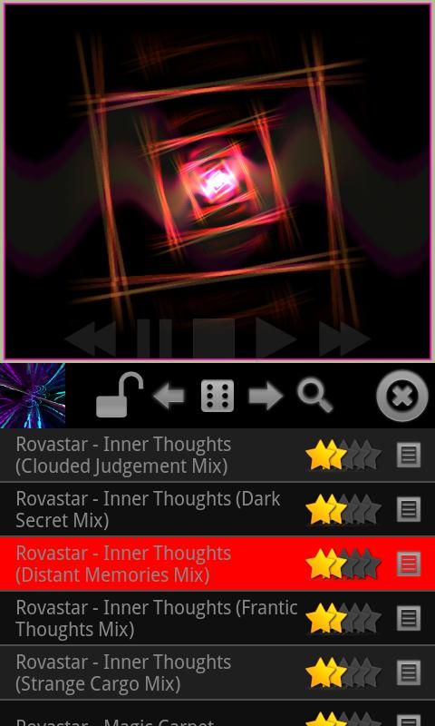 projectM Music Visualizer Pro 4 20 2 APK Download by h6a_h4i