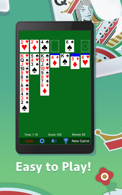 Solitaire 3.5.1.3 Screen 6