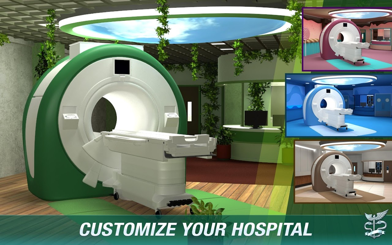 Operate Now: Hospital 1.31.2 Screen 1