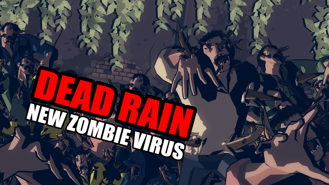Dead Rain : New zombie virus 1.5 Screen 3