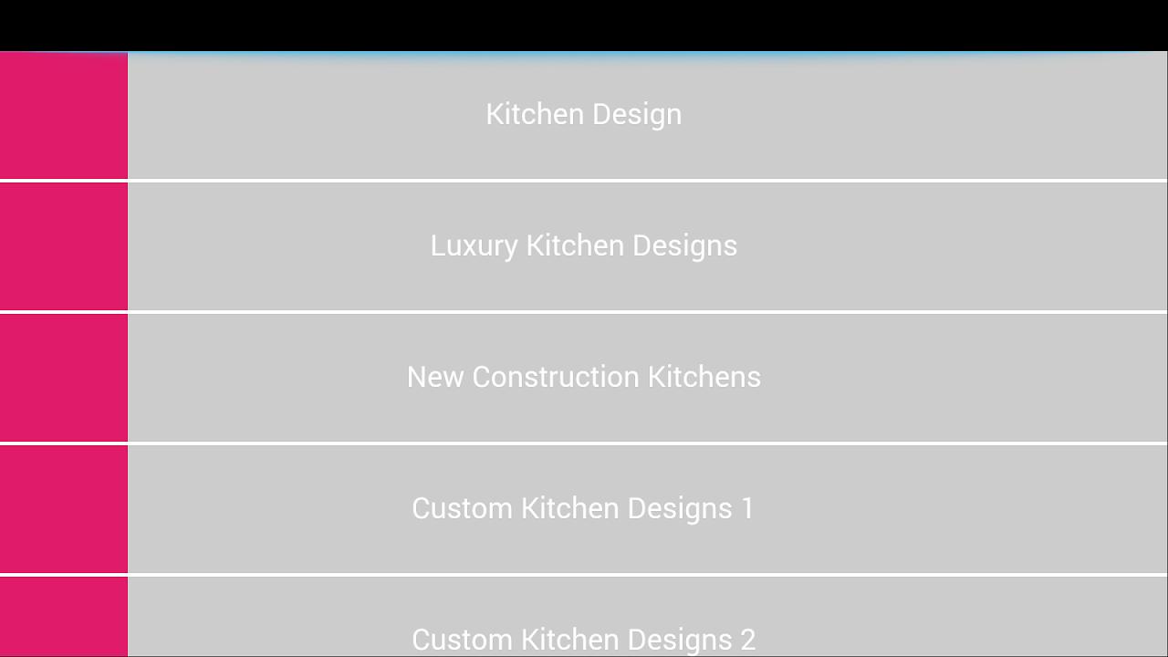 Kitchen Decor Ideas 1.3 Screen 2