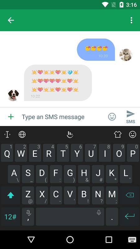 TouchPal Emoji Keyboard 6.5.6.5 Screen 6