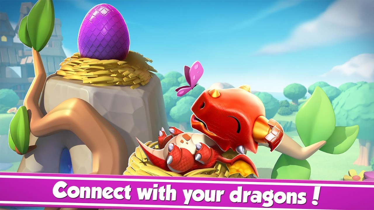 Android Dragon Mania Legends Screen 9