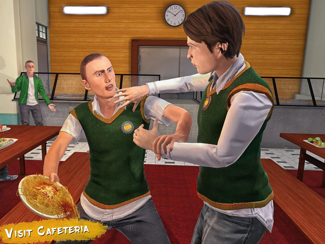 Android High School Bully Gangster Screen 9