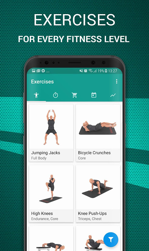 Android 7 Minute Workouts PRO - 99% DISCOUNT Screen 6
