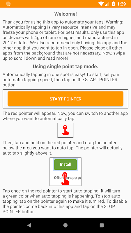 HabiTap - Auto Clicker No Root Automatic Tapping 1 1 00 APK