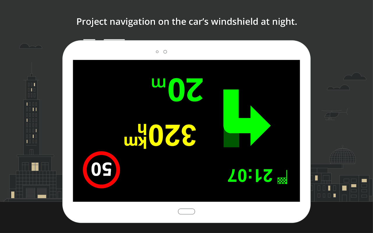 GPS Navigation & Maps Sygic 17.0.7 Screen 11