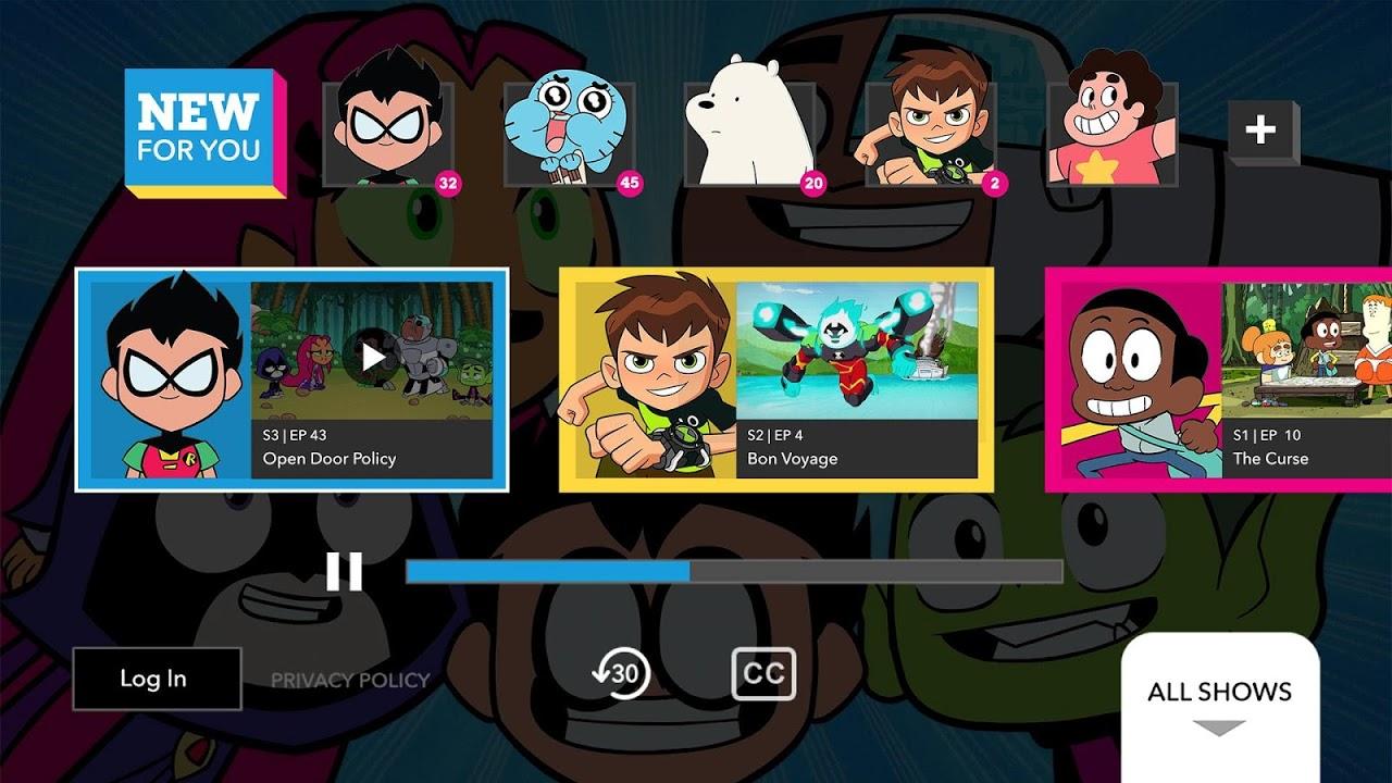 Cartoon Network App 1.4.3.1809251921 Screen 4