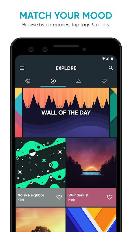 Backdrops - Wallpapers 4.0.8 Screen 11