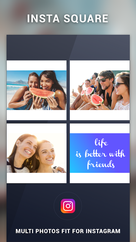 Android Collage Maker - photo editor & photo collage Screen 3