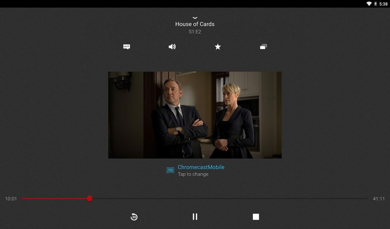 Android Netflix Screen 8
