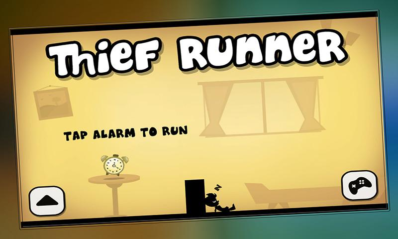 Android Thief Runner Screen 5