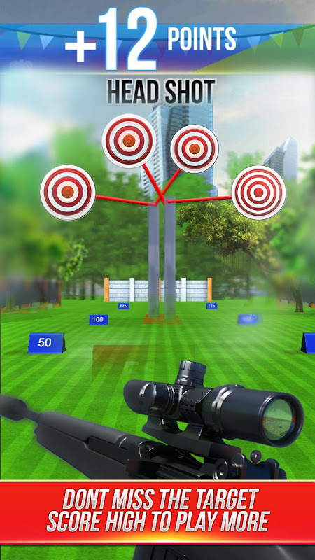 Android Shooting Master 3D Screen 2
