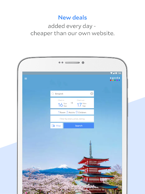 Android Agoda – Hotel Booking Deals Screen 7