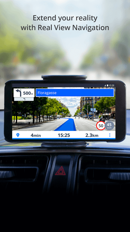 Android Sygic: GPS, Navigation, Offline Maps & Directions Screen 13