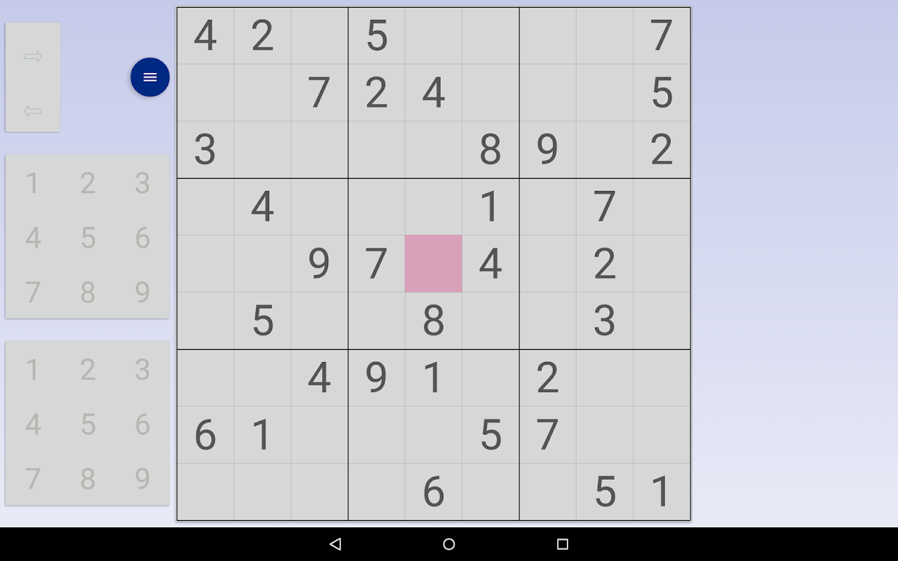 Sudoku: 3 in 1 1.7.3 Screen 10