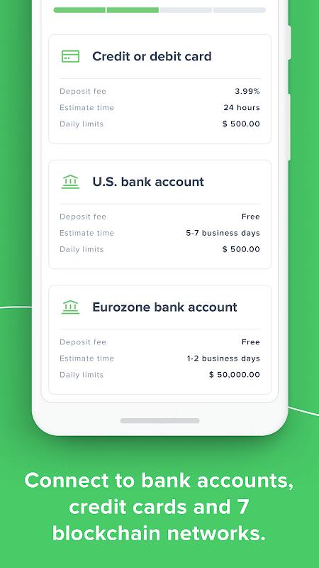 Uphold - Buy Digital Currencies 3.2.2 Screen 3
