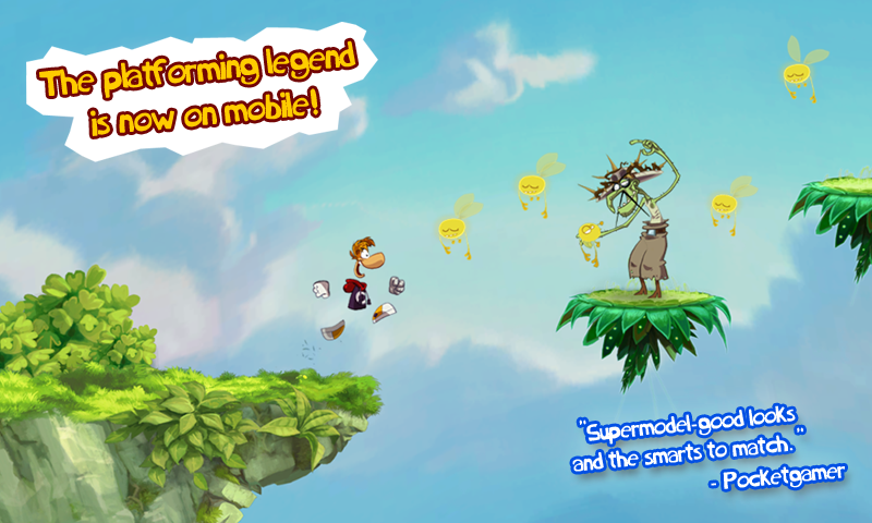 Rayman Jungle Run 2.4.3 Screen 1
