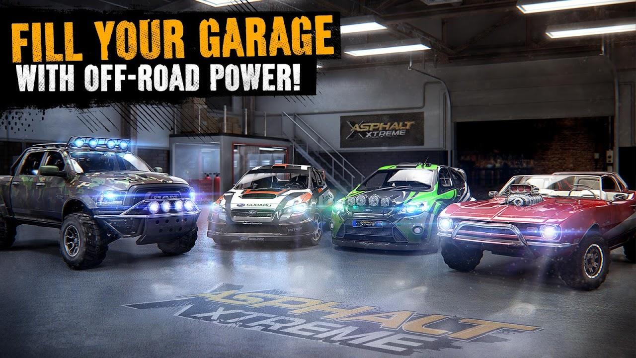 Asphalt Xtreme: Rally Racing 1.4.2i Screen 8