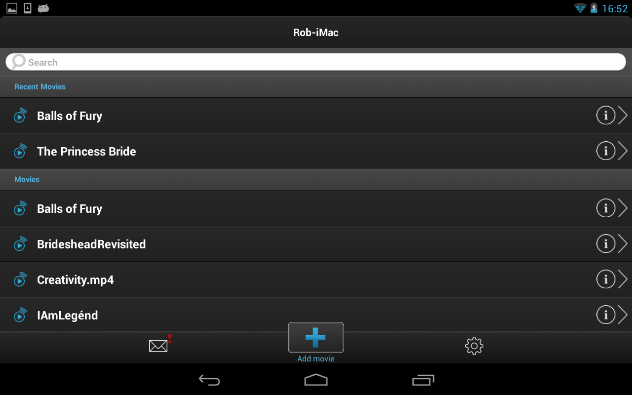 VLC Streamer Free 2.42 (3156) Screen 3