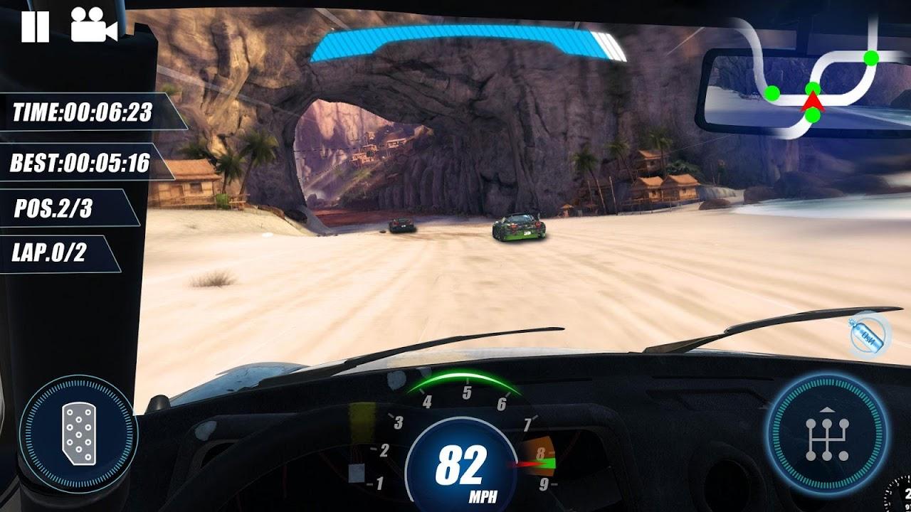 Speedway Drifting- Asphalt Car Racing Games 1.1.4 Screen 4