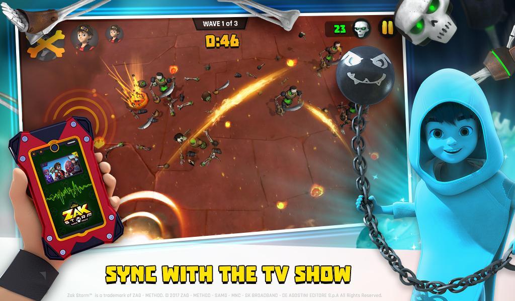 Zak Storm Super Pirate 1.2.4 Screen 15