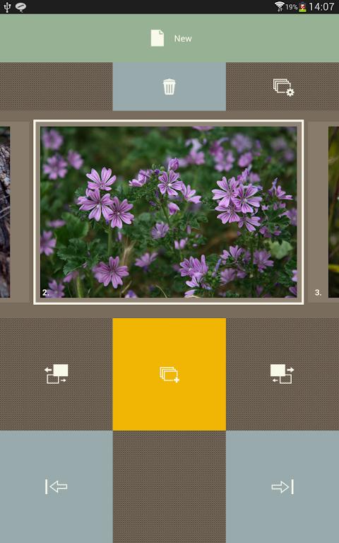 Android SlideFX Video Creator Screen 13