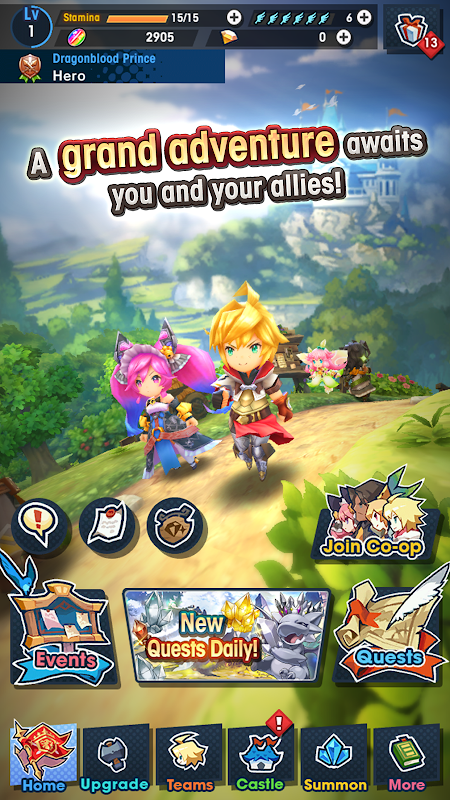Dragalia Lost 1.3.1 Screen 3