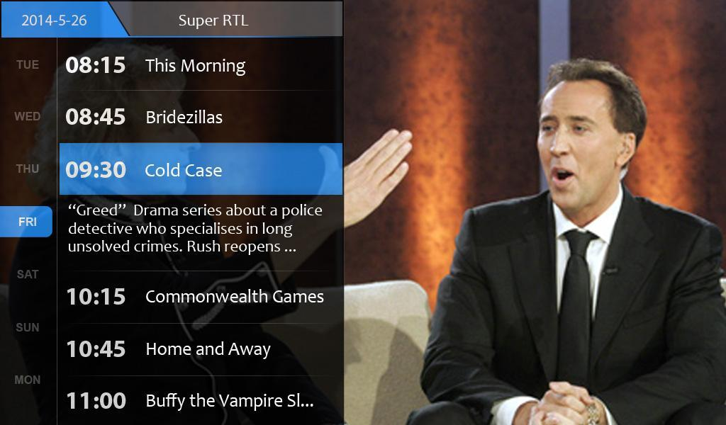 Android NetTV Screen 2