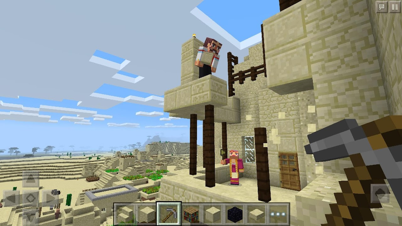 Minecraft: Pocket Edition 1.8.0.13 Screen 10