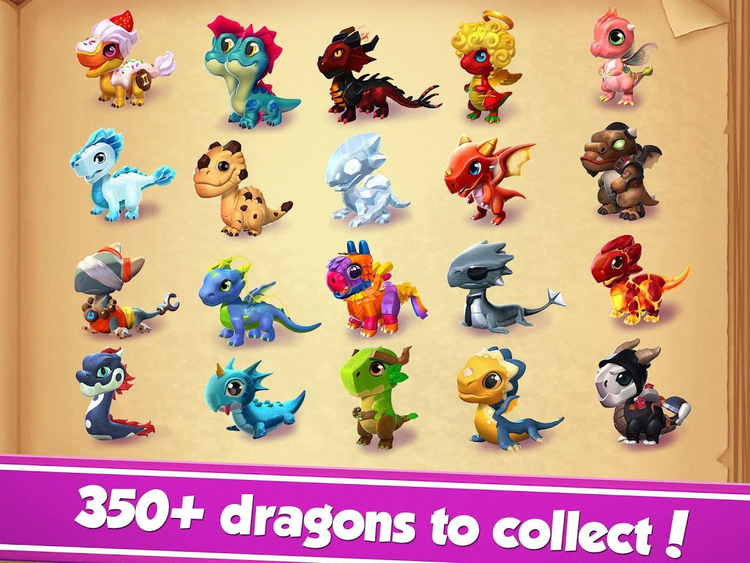 Android Dragon Mania Legends Screen 2