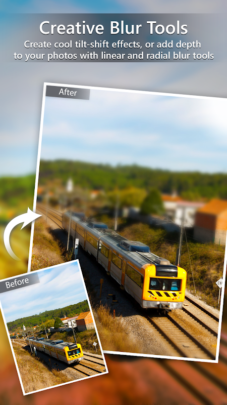 Android PhotoDirector Photo Editor App Screen 5