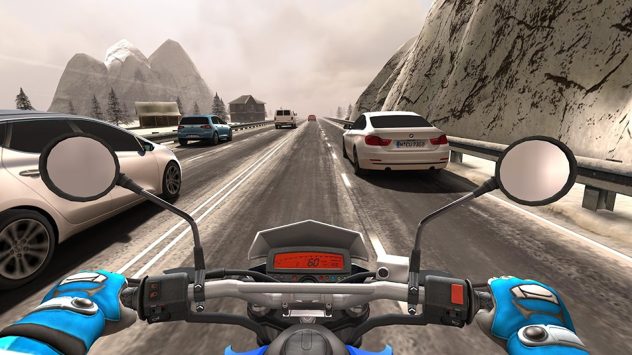 Traffic Rider 1.4 Screen 1