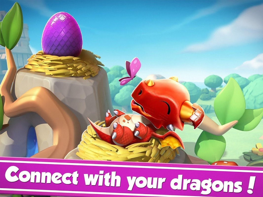 Android Dragon Mania Legends Screen 4